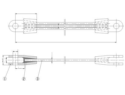 图2三联排